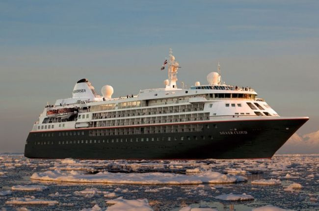 Navire Silver cloud Expedition