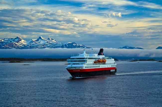 Navire MS Nordnorge