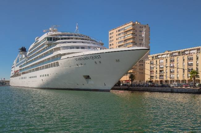 Navire Seabourn Quest