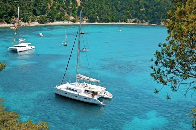 Navire Catamaran Dream 60
