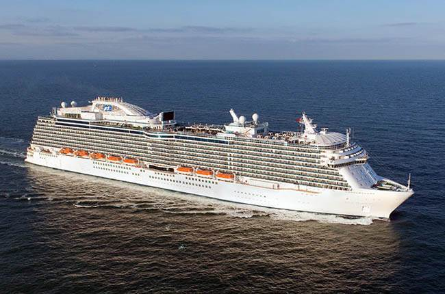 Navire Regal Princess