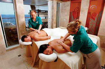 Spas Disney Cruises