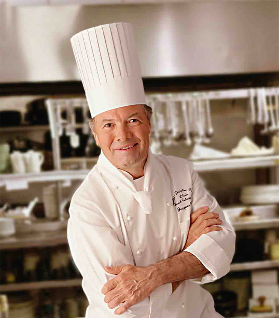 Master Chef Jacques Pepin