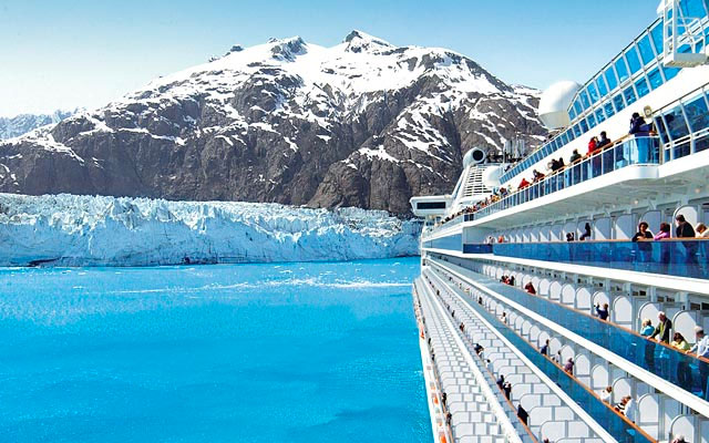 destnations Princess cruises