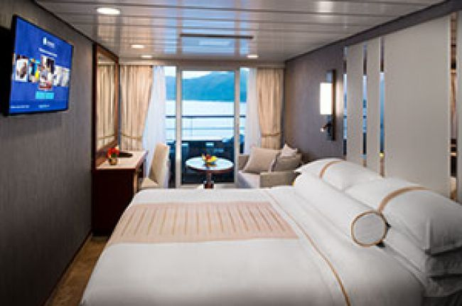 Azamara Pursuit : cabine Balcon