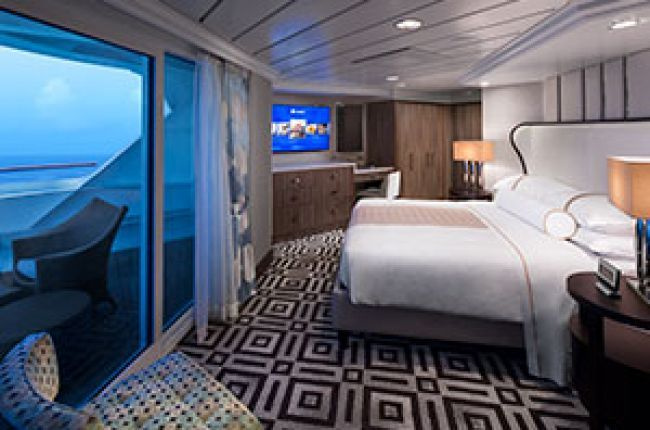 Azamara Pursuit : cabine Suite