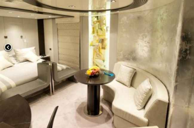 Variety Voyager : cabine Suite