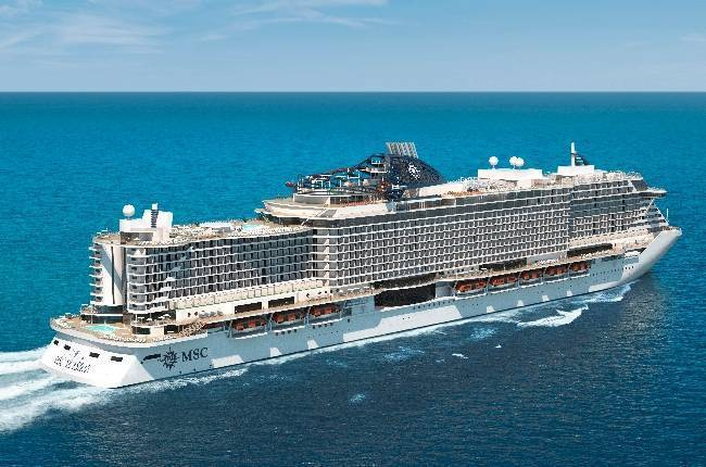 Photo n°10 MSC Seaside