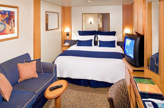 Radiance of the Seas : cabine Intérieure