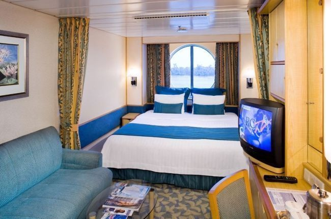 Explorer of the Seas : cabine Extérieure