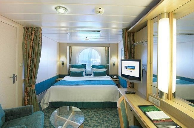 Freedom of the Seas : cabine Extérieure