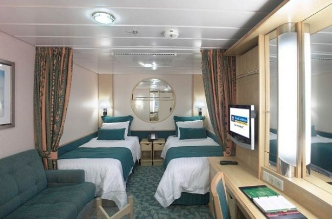 Freedom of the Seas : cabine Intérieure