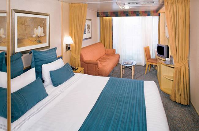 Enchantment of the Seas : cabine Balcon