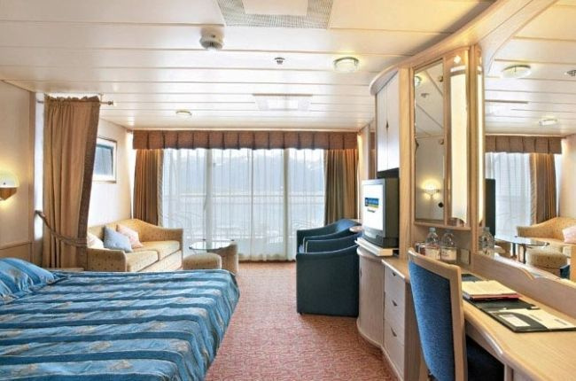 Enchantment of the Seas : cabine Suite