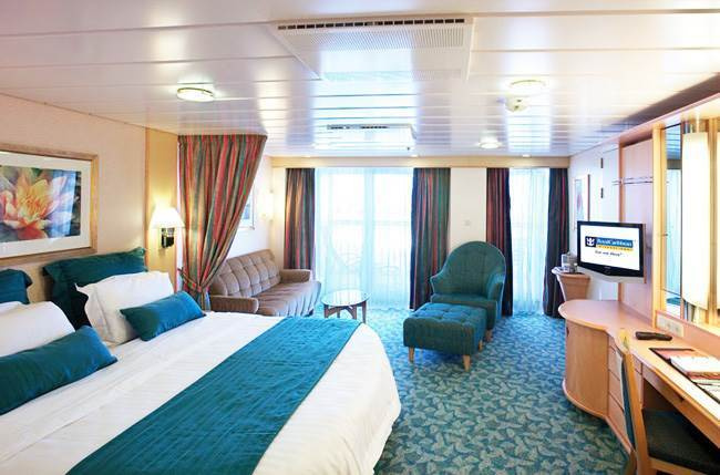 Independence of the Seas : cabine Suite