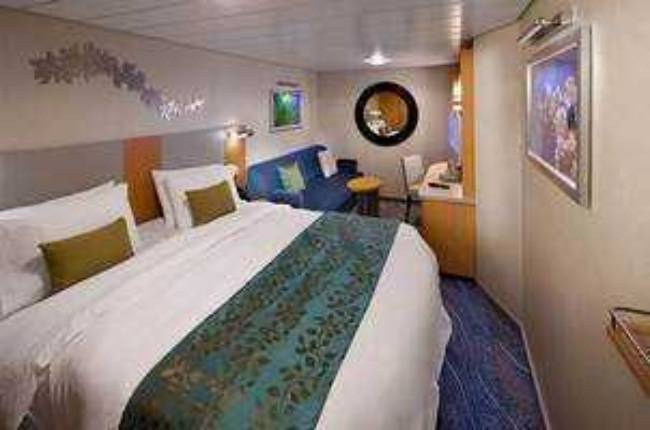 Harmony of the Seas : cabine Intérieure