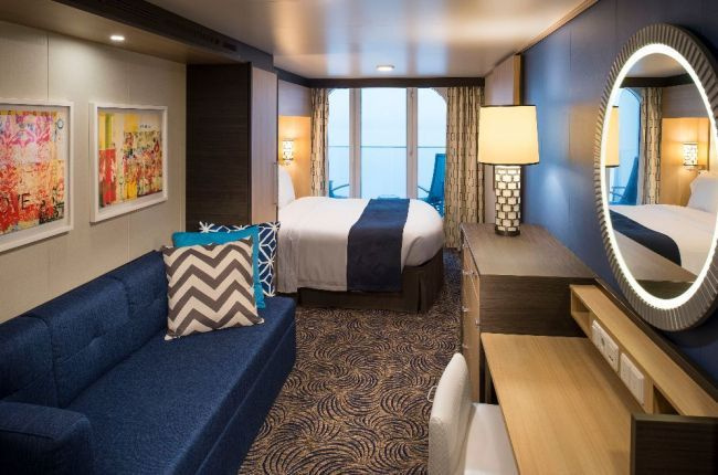 Spectrum Of The Seas : cabine Balcon