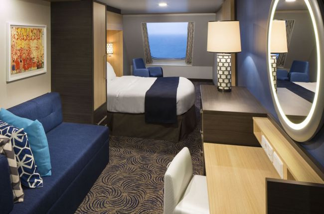 Spectrum Of The Seas : cabine Extérieure
