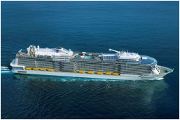 croisiere pas cher à bord du Anthem of the Seas